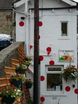 A house in Hawes.