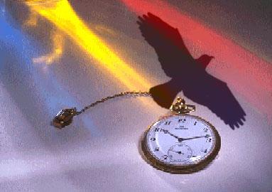 Vart flyger tiden vägen?