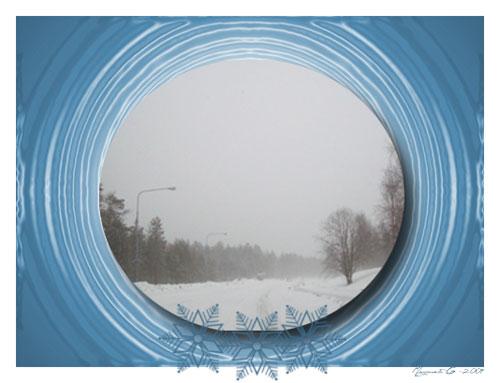 Snöyran och vädret