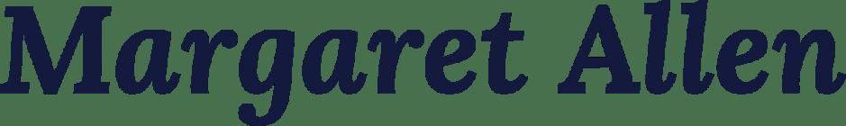 """""""Margaret Allen"""" Logo"""