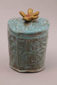 yellow zinnia box
