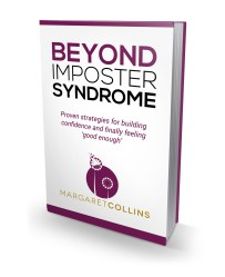 Beyond Imposter Syndrome, Margaret's Best Seller