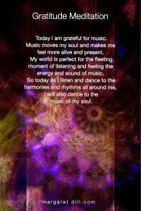 Gratitude Meditation Thankful for Music Gratitude Meditation #gratitude #meditation #thankful #positive