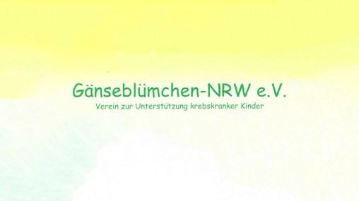 Gänseblümchen-NRW
