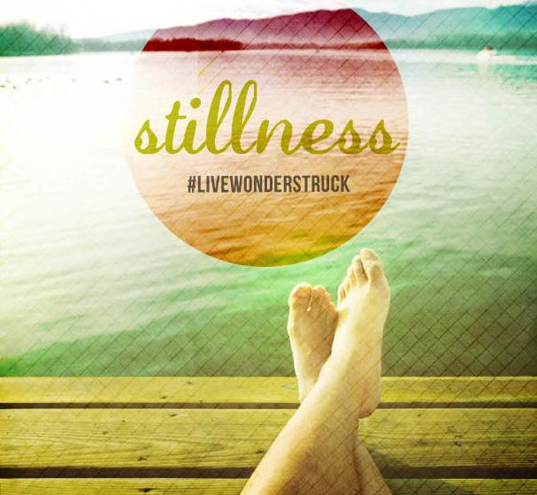 21 Days of Wonder STILLNESS