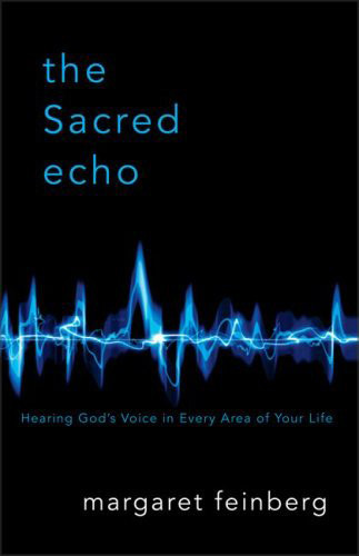 """Think You're Hearing from God?  Check out these 4 questions to ask.  You can also purchase """"The Sacred Echo"""" for a more in-depth study of God's voice."""