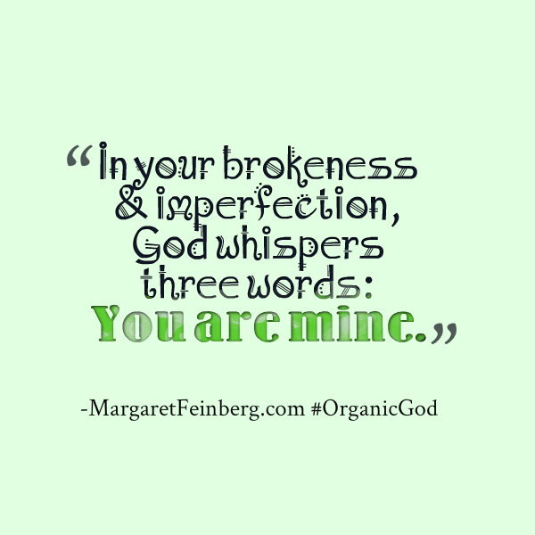 God, in divine wisdom, gives us what we need rather than what we want. #OrganicGod -@MaFeinberg