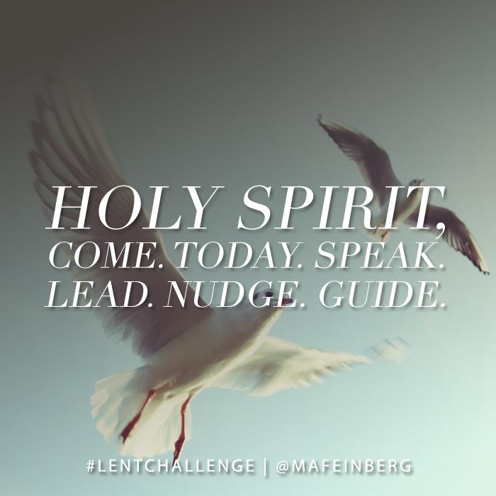 Holy Spirit Ache
