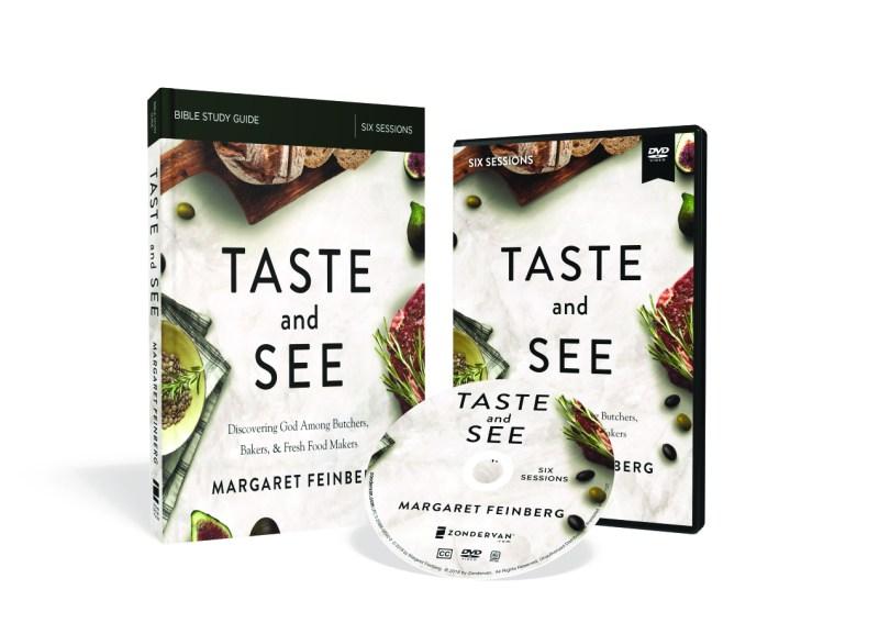 Taste and See DVD