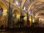 Co-Cathedral of St John in Malta.