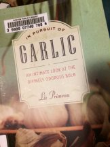 In Pursuit of Garlic