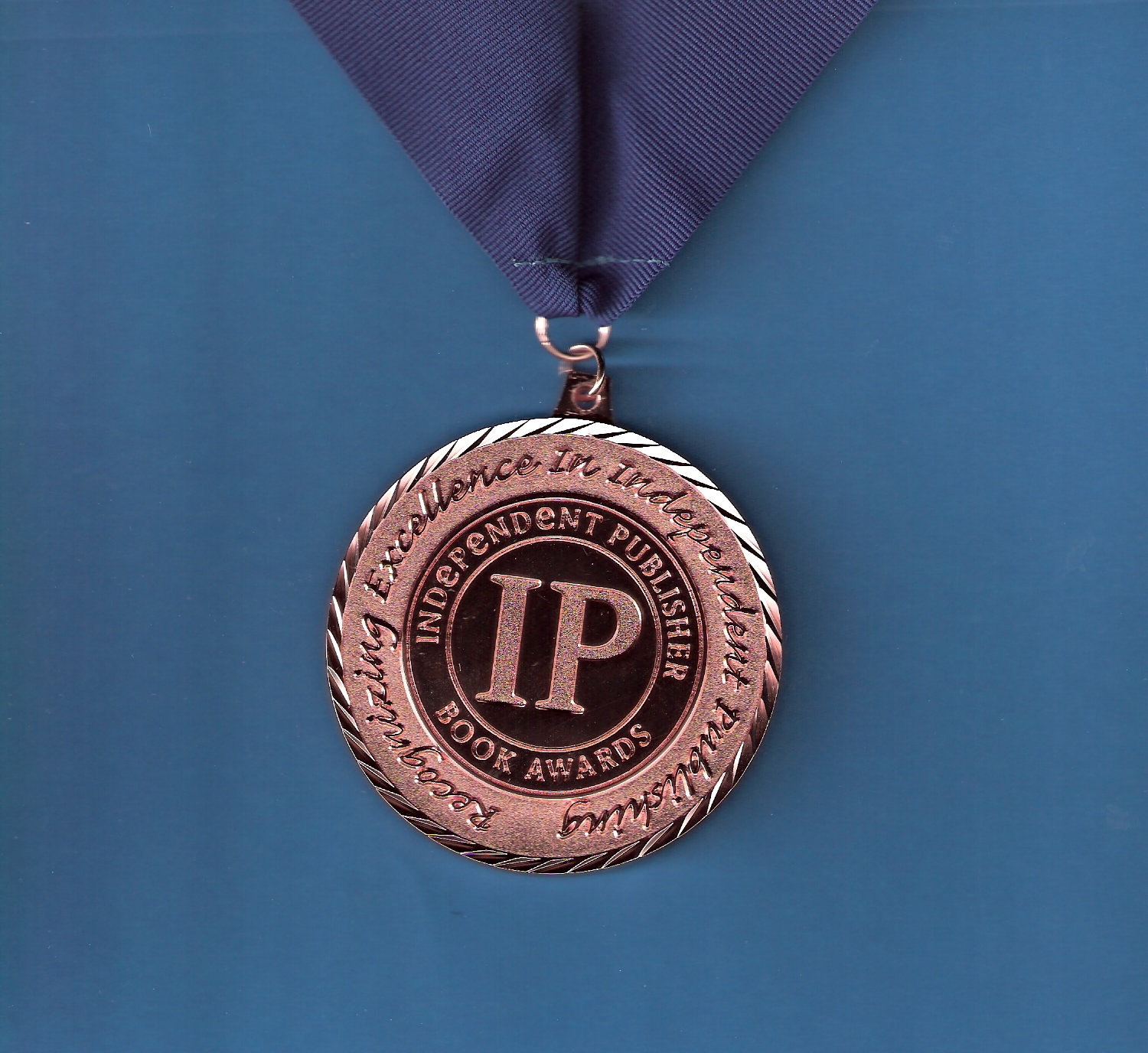 Book Award Medal