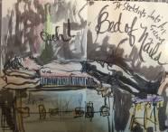 Bed of Nails Dr. Sketchys