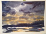"""Watercolor  8x11"""" $200"""