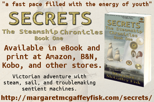Secrets-The Steamship Chronicles Book One