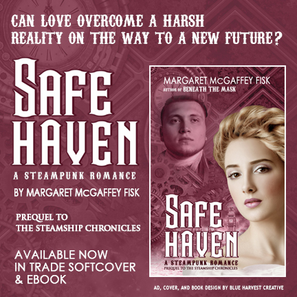 Safe Haven: A Steampunk Romance (The Steamship Chronicles, Prequel)