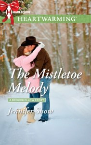 The Mistletoe Melody by Jennifer Snow