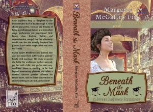 Beneath the Mask's New Print Cover