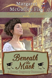 Beneath the Mask's New Cover