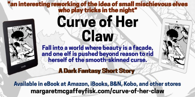 Curve of Her Claw Twitter Sharable