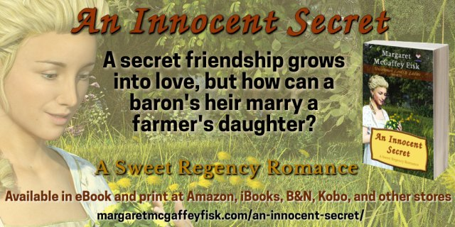 An Innocent Secret (Book 3 of Uncommon Lords and Ladies)