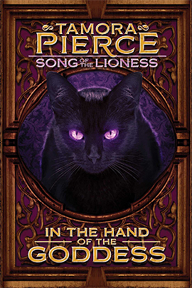 In the Hand of the Goddess (Song of the Lioness series Book 2) by Tamora Pierce