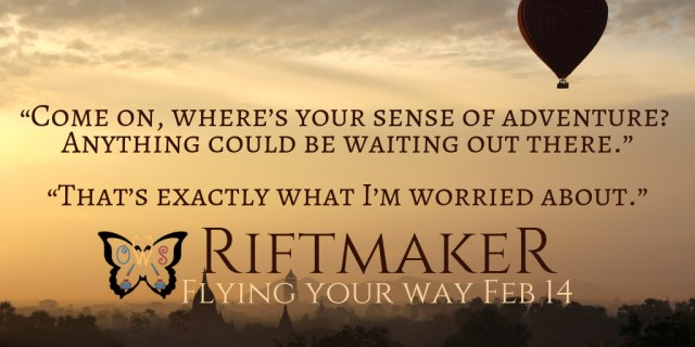 Riftmaker: Sense of Adventure