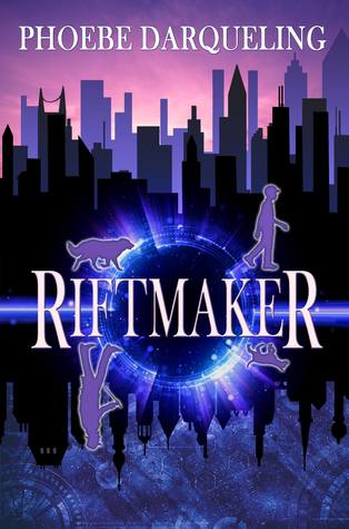 Riftmaker: A Steampunk Portal Fantasy by Phoebe Darqueling