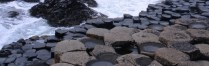 Giant's Causeway, Northern Ireland, author's picture