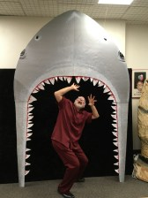 Amazing Fall River librarian preparing for Shark Week