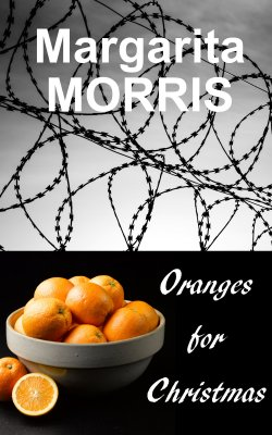 Oranges for Christmas book cover 5