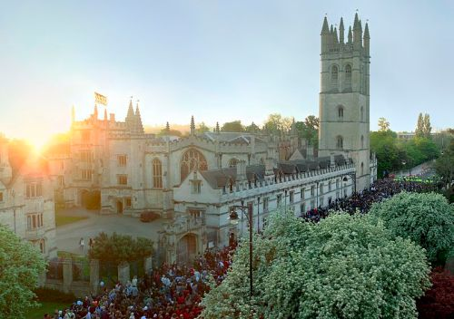 May Day Oxford