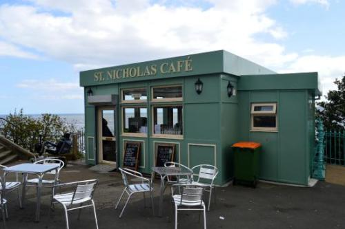 Scarborough - St Nicholas Cafe