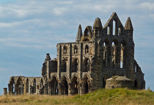 Whitby Abbey by Andrew