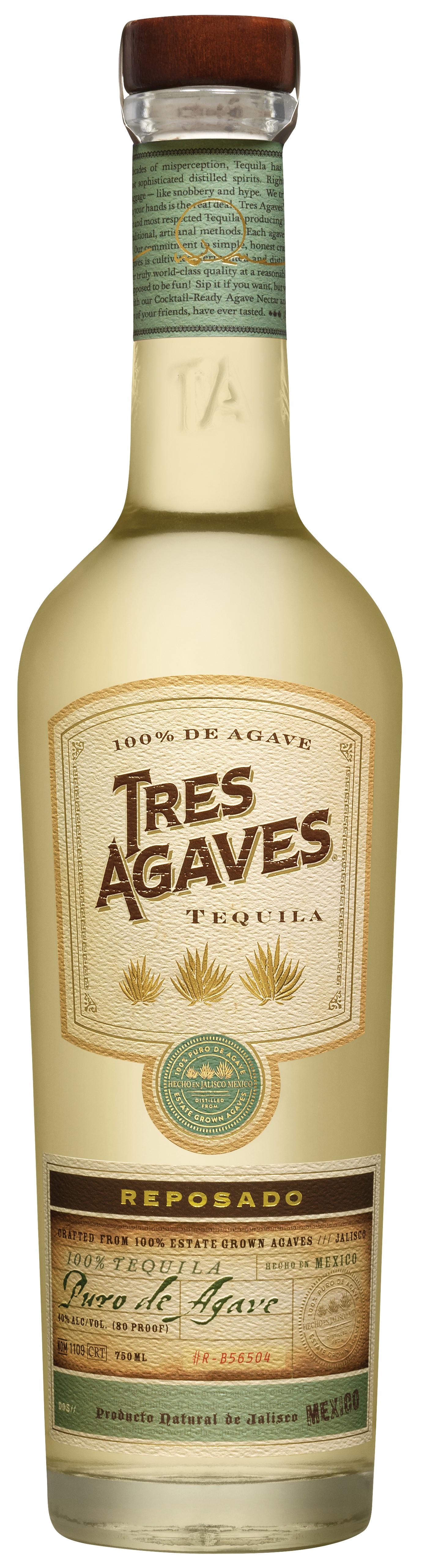Tres Agaves Reposado Tequila Review Margarita Texas