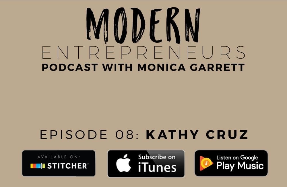 008: FROM SALVAGE DECOR TO MODERN PIECES + PROFITS WITH KATHY CRUZ