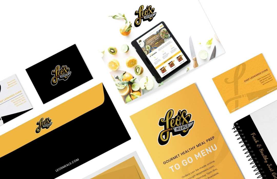 Restaurant Website Design & Social Media Marketing