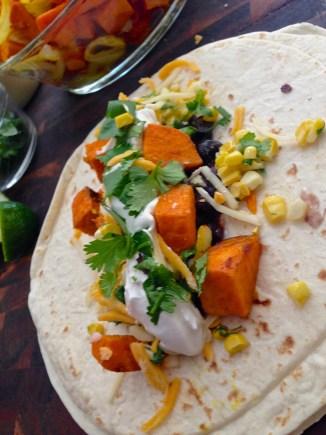 Sweet Potato Burrito DETAIL-Margaux Drake