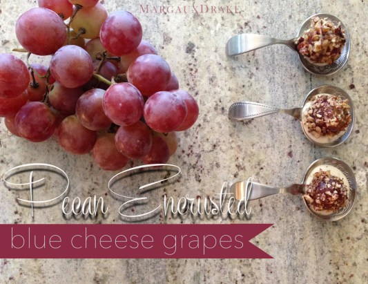 Pecan Encrusted Blue Cheese Grapes FINAL-Margaux Drake