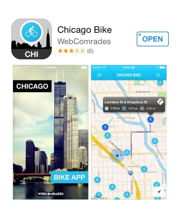 Divvy bike app-Margaux Drake