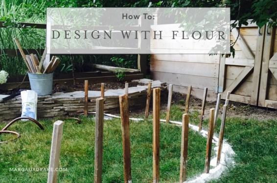 Design with Flour-Margaux Drake