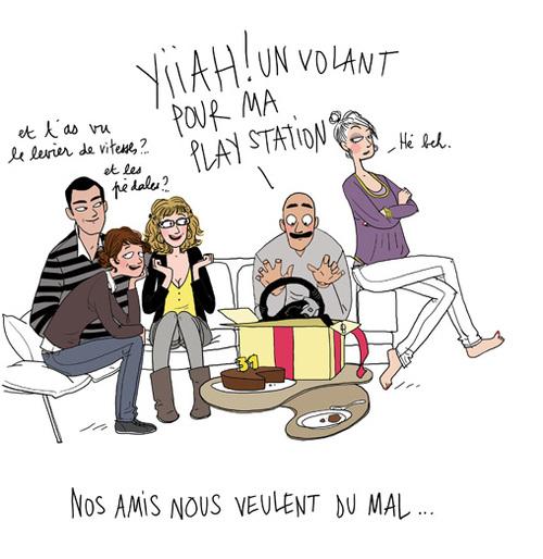 Margaux Motin Merci Les Copains