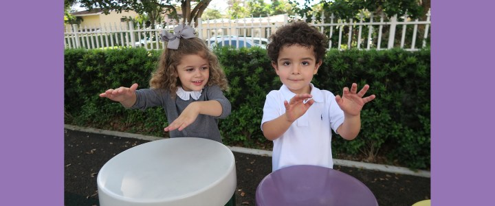 Pre School in Coral Gables, Coconut Grove, South Miami and Pinecrest