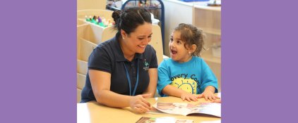 Child Care and Preschool in Coral Gables, Pinecrest and South Miami