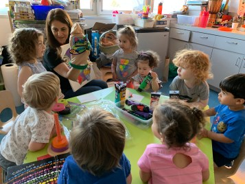 Four Things Your Child Should Be Doing in Preschool in Coconut Grove, South Miami, Pinecrest, FL, and Coral Gables