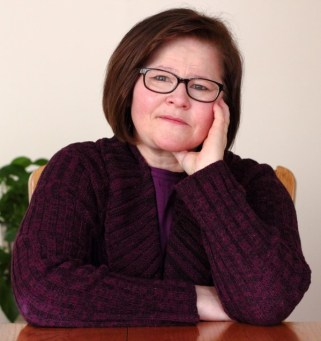 Marge Fenelon Author, journalist, speaker