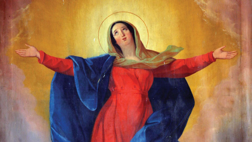 Marian Feast Days in August