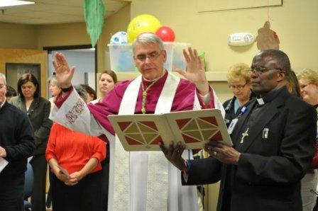 black mass, Archbishop Paul Coakley, Oklahoma City, Holy Hour
