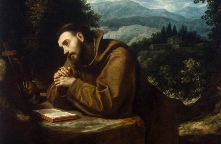 St. Francis of Assisi wikipedia.org