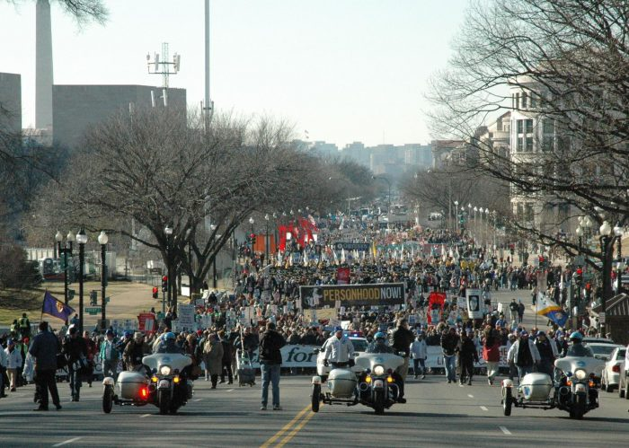 March for Life, Marge Fenelon
